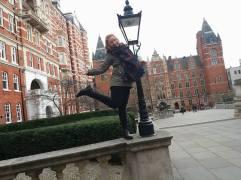 Me in Londen